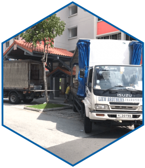 International Warehouse relocation